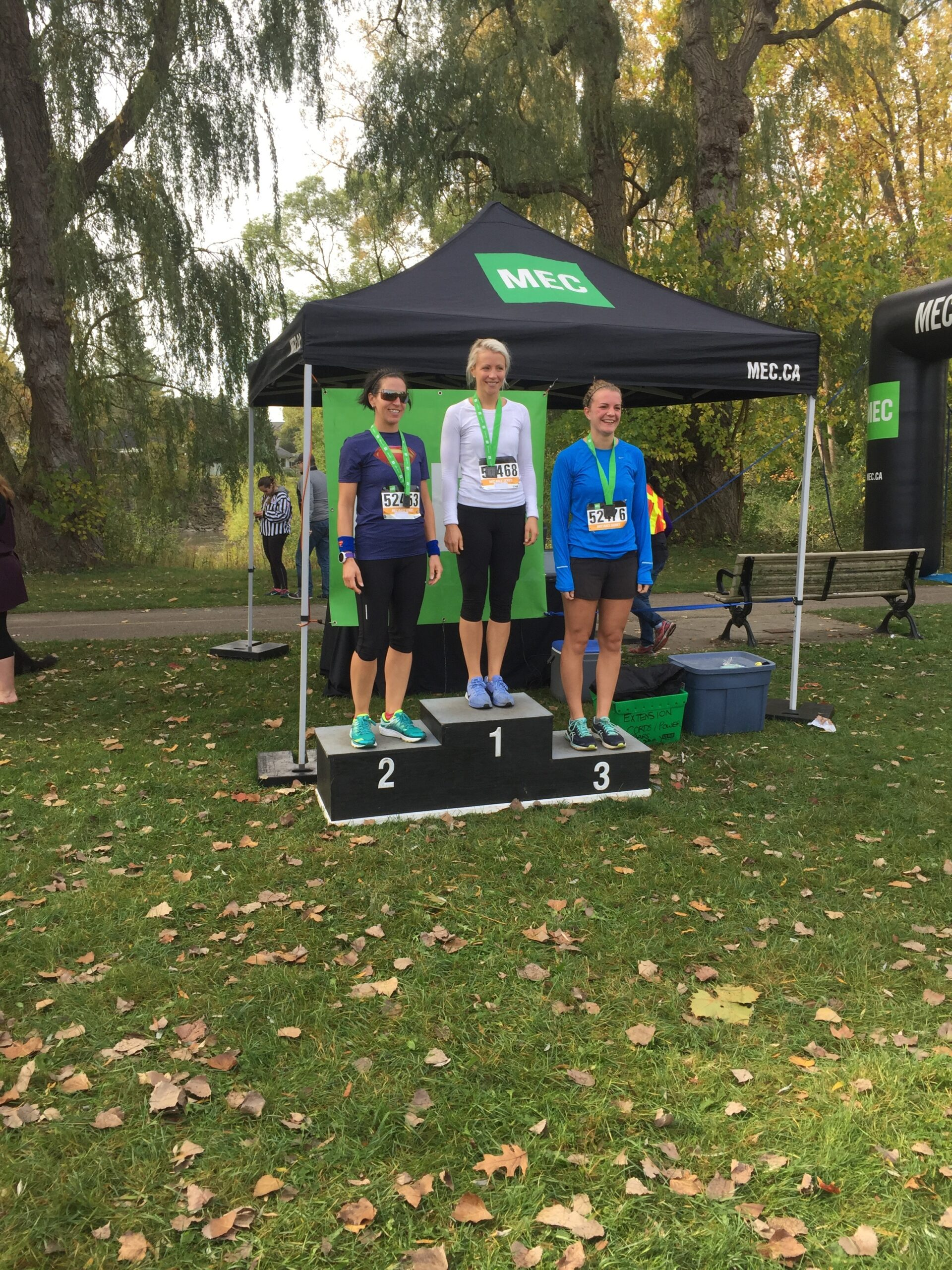 My First Marathon – MEC Marathon